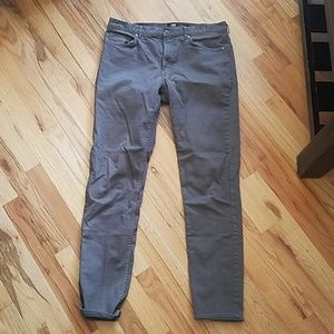 Skinny fit long jeans